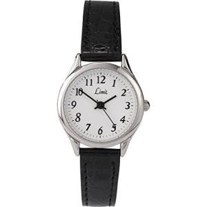 -- Limit Womens Ladies 674135 Black Strap Metal Case Wrist Watch|abareusagi-usa
