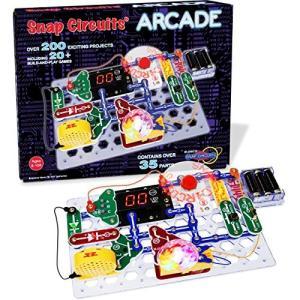 """SCA-200 Snap Circuit'S """"Arcade"""", Electronics Exploration Kit, Stem Activities for Ages 8+ abareusagi-usa"""