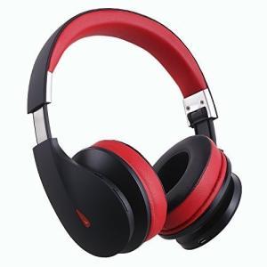 AH2 AH2 Wireless Bluetooth Headphones Over Ear, Ausdom AH2-1 Stereo Bass Foldable Wireless Wired Headsets with Microphone 20-Hrs P|abareusagi-usa