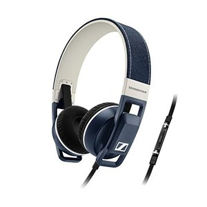Urbanite Denim Sennheiser Urbanite On-Ear Headphones - Denim (Discontinued by Manufacturer)|abareusagi-usa