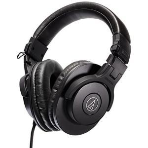 ATH-M30x ATH-M30X Audio-Technica ATH-M30x Professional Studio Monitor Headphones, Black|abareusagi-usa