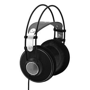 2458X00100 4.30 x 8.80 x 9.80 inches AKG Pro Audio K612PRO, Black, 4.30 x 8.80 x 9.80 inches (2458X00100)|abareusagi-usa