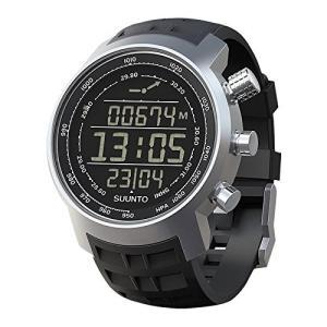 SS014522000 One Size Suunto Elementum Terra Digital Display Quartz Watch, Black Silicone Band, Round 51.5mm Case abareusagi-usa