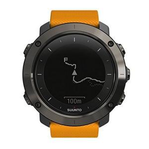 SS021844000 One SUUNTO Traverse Amber GPS Outdoor Watch - AW16 - One - Orange abareusagi-usa