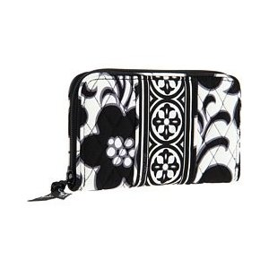 11887-052 Vera Bradley Night & Day Accordion Wallet|abareusagi-usa
