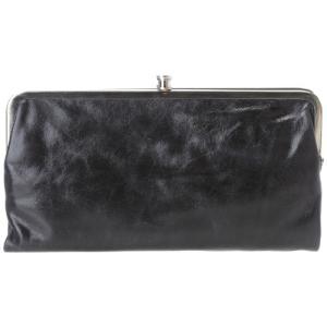 LAUREN One Size HOBO Lauren SU Wallet,Black,One Size|abareusagi-usa