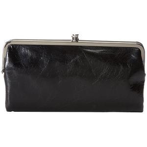 VI-3385 One Size HOBO Vintage Lauren Wallet ,Black, One Size|abareusagi-usa