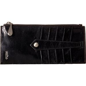 HBVintageLinnCreditCard/Id/Wallet One Size HOBO Women's Vintage Linn Credit Card/Id/Wallet, Black, One Size|abareusagi-usa