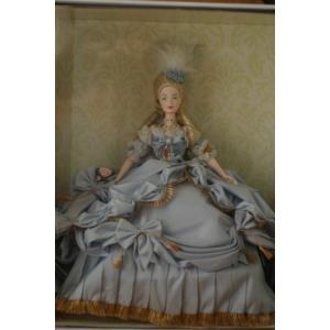 twelve inches tall Barbie Marie Antoinette|abareusagi-usa