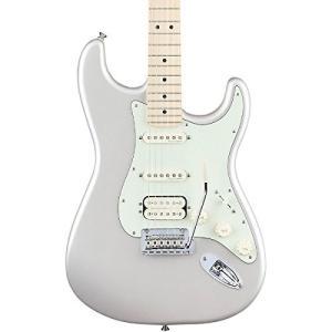 エレキギターFender Deluxe Stratocaster HSS - Maple Fingerboard - Blizzard Pearl0147202355の商品画像|ナビ