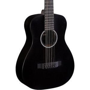 11LXBLACK Martin X Series LX Little Martin Acoustic Guitar Black abareusagi-usa