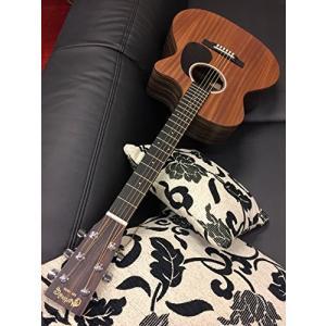 11GPCX2AEMACASSAR Martin X Series GPCX2AE Macassar Grand Performance Acoustic-Electric Guitar Natural abareusagi-usa