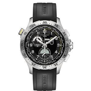H76714335 Hamilton H76714335 Women's Swiss Quartz Stainless Steel Casual Watch, Black abareusagi-usa