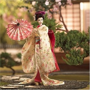 J0982 Barbie - Maiko - Gold Label Edition|abareusagi-usa