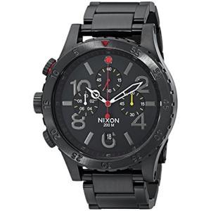 A4861320 Nixon Men's A4861320 48-20 Chrono Watch|abareusagi-usa