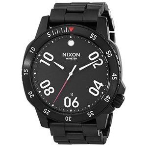 A506001 us:one size Nixon Men's A506001 Ranger Watch|abareusagi-usa