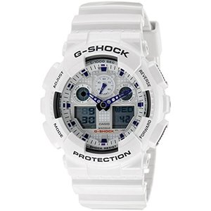 GA-100A-7ADR (G274) G-Shock Men's Watches G-Shock GA-100A GA-100A-7ADR - WW|abareusagi-usa