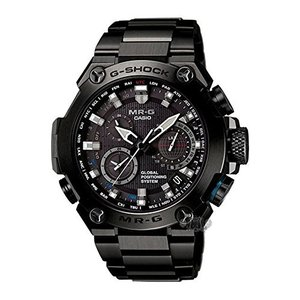 MRG-G1000B-1A Casio Men's MRG-G1000B-1A G-shock MR-G Analog Quartz GPS Hybrid Wave Ceptor Solar Watch|abareusagi-usa