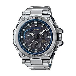 MTGG1000D-1A2 Large Men's Casio G-Shock MT-G Stainless Steel and Resin Watch|abareusagi-usa