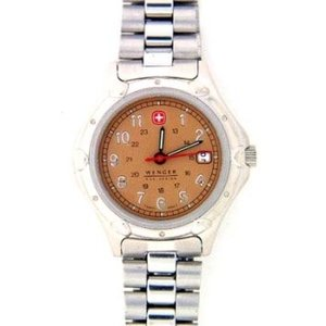 70107 Men's Wenger Stainless Steel Watch 70107|abareusagi-usa