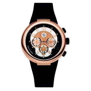 32-ARG-RBB Philip Stein Men's 32-ARG-RBB Active Black Rubber Strap Watch|abareusagi-usa