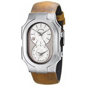 200-SLG-CAM Philip Stein Men's 200-SLG-CAM Swiss Signature Analog Display Swiss Quartz Brown Watch|abareusagi-usa