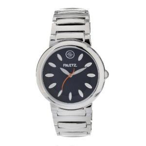 F36S-B-EXB Philip Stein Men's F36S-B-EXB Quartz Stainless Steel Black Dial Watch|abareusagi-usa