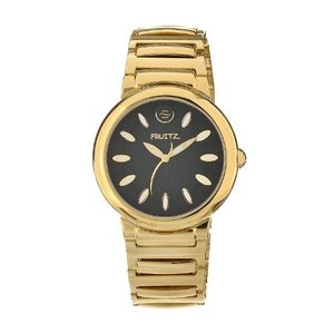 F36G-B-EXB Philip Stein Men's F36G-B-EXB Quartz Stainless Steel Black Dial Watch|abareusagi-usa
