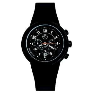 32ABRBB Philip Stein Men's 32ABRBB Active Large Chronograph Silicone Strap Watch|abareusagi-usa