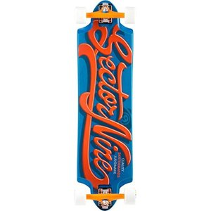 セクター9Sector 9 Skateboards Rocker Longboard Blue, One Size