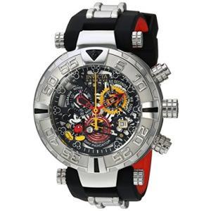 インビクタ メンズ腕時計 22733 ディズニーリミテッドエディション 専用ケース付き 47mm ミッキー インヴィクタ abareusagi-usa