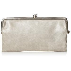 Hobo Vintage Lauren Wallet One Size HOBO Vintage Lauren Leather Wallet, Cloud, One Size|abareusagi-usa