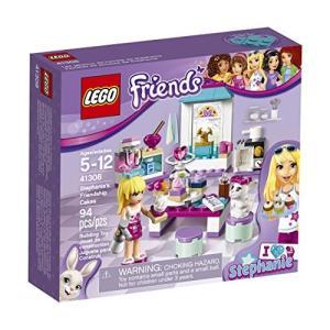 6174636 LEGO Friends Stephanie's Friendship Cakes 41308 Building Kit with 94 Pieces (Small Set) abareusagi-usa