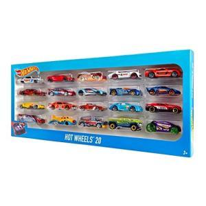 H7045 Hot Wheels 20 Car Gift Pack (Styles May Vary), Standard Packaging|abareusagi-usa