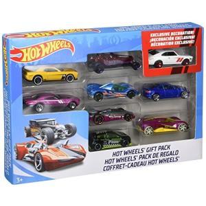 X6999 N.A. Hot Wheels 9-Car Gift Pack (Styles May Vary)|abareusagi-usa
