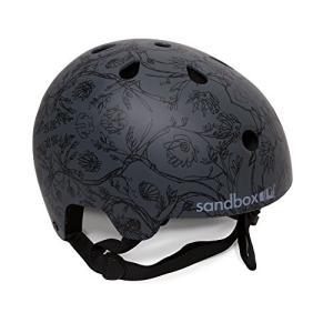 H716-1001 Small Humanoid Wakeboards Legen Low Rider Helmet, Grey, Small|abareusagi-usa