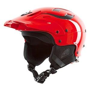 845027 Medium/Large Sweet Protection Rocker Full Face Helmet - Scorch Red Medium/Large|abareusagi-usa