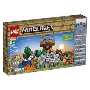 レゴ LEGO 21135 マインクラフト クラフティングボックス2.0 小学生に大人気! abareusagi-usa