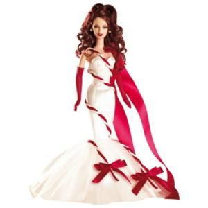 J1743 Barbie Collector Peppermint Obsession Barbie Doll|abareusagi-usa