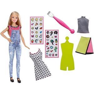 DYN93 Barbie D.I.Y. Emoji Style Doll - Blonde|abareusagi-usa