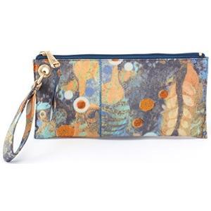 10451408 One Size Hobo Mystic Garden Leather Vida Clutch|abareusagi-usa