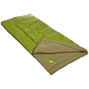2000004448 Coleman Green Valley Cool Weather Adult Sleeping Bag abareusagi-usa