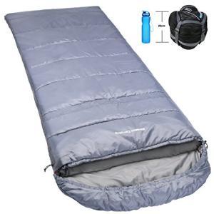 NORSENS 0 Degree Sleeping Bag Cold Weather Sleeping Bags for Adults - Winter Compact Sleeping Bag for Backpacking, Hiking, Camping abareusagi-usa