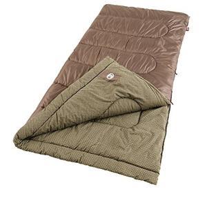 2000004456 Coleman Oak Point Cool-Weather Big and Tall Sleeping Bag abareusagi-usa