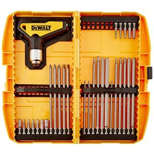 GID-287110 Pack of 1 DEWALT DWHT70265 Ratcheting T-Handle Set, 31 Piece|abareusagi-usa