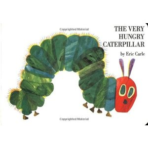 ING0399226907 The Very Hungry Caterpillar