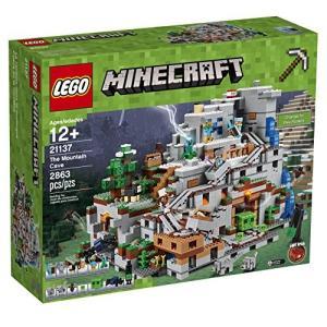 6174386 LEGO Minecraft The Mountain Cave 21137 Building Kit (2863 Piece) abareusagi-usa