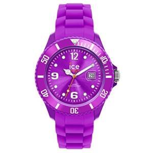 SI.PE.B.S.09 Ice-Watch Men's SI.PE.B.S.09 Sili Collection Purple Plastic and Silicone Watch|abareusagi-usa