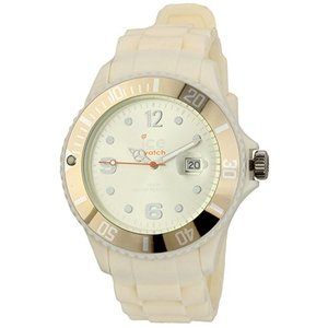 CT.WC.B.S.10 Ice-Watch Chocolate - White Big Men's watch #CT.WC.B.S.10|abareusagi-usa