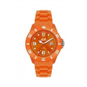 SI.DO.B.S Ice Sili Winter Quartz Movement Orange Dial Unisex Watch SIDOBS10|abareusagi-usa